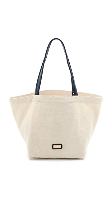 Deux Lux Striped Love Tote