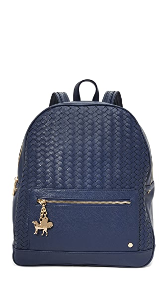 Deux Lux Mulberry Backpack