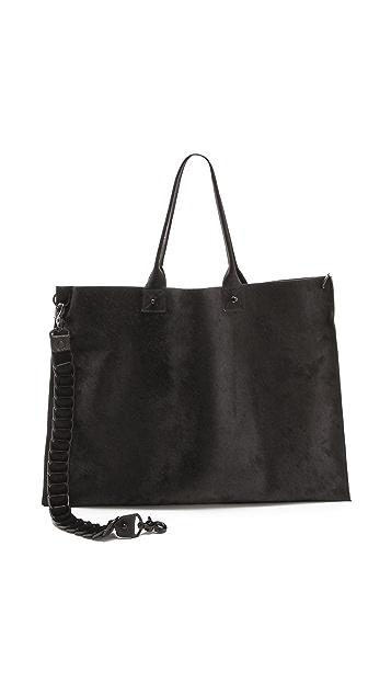 David Galan Magna Convertible Haircalf Bag