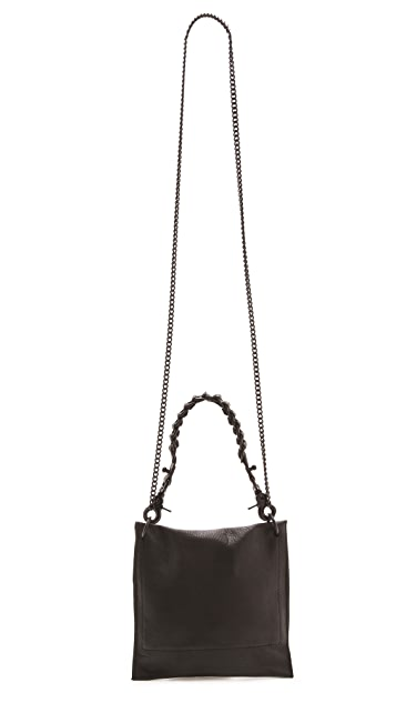 David Galan Haircalf Convertible Bag
