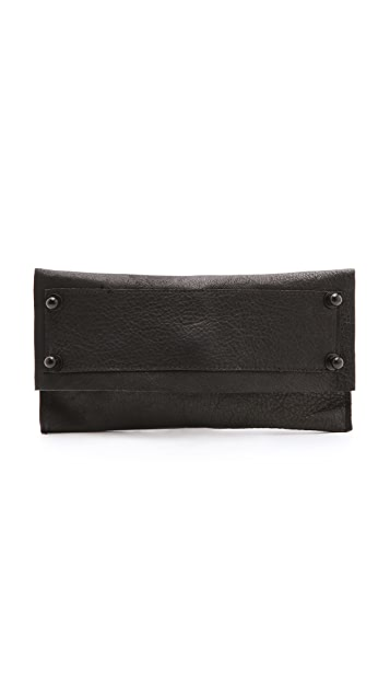 David Galan Leather Wallet