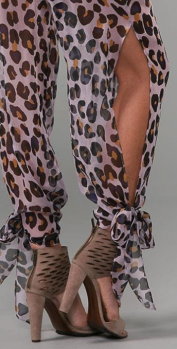 Diane von Furstenberg Harem Cover Up Pants