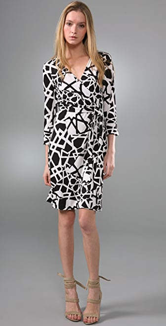 Diane von Furstenberg Justin Dress
