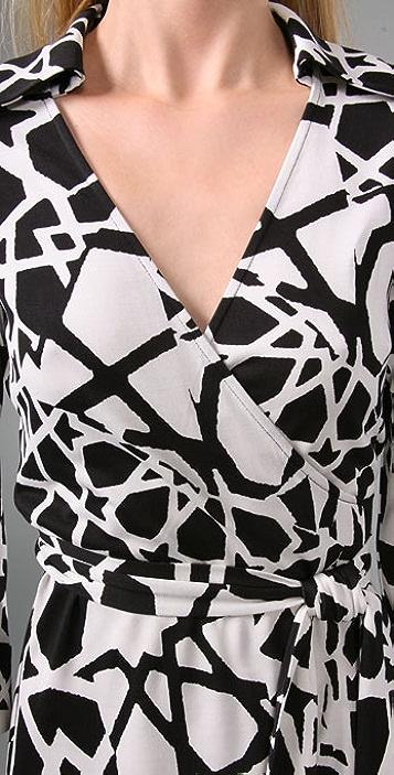 Diane von Furstenberg Justin Dress