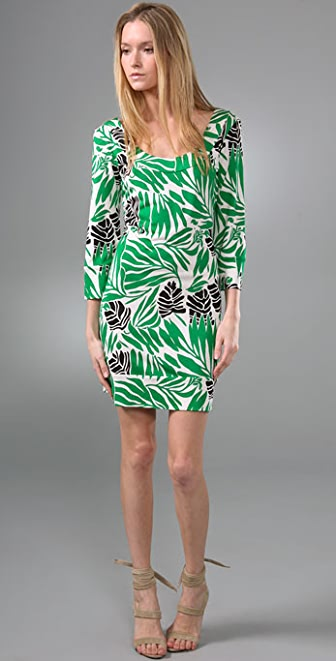 Diane von Furstenberg Aggie Dress