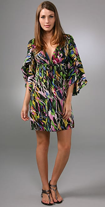 Diane von Furstenberg Leo Cover Up