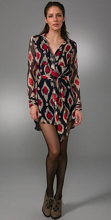 Diane von Furstenberg Yacia Shirtdress