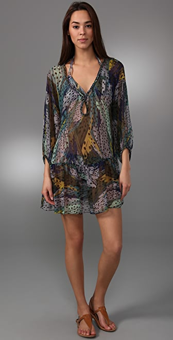 Diane von Furstenberg Margo Cover Up