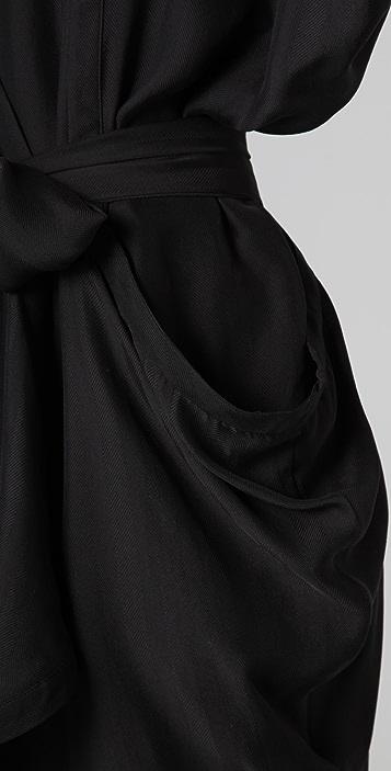 Diane von Furstenberg Elsinna Belted Dress