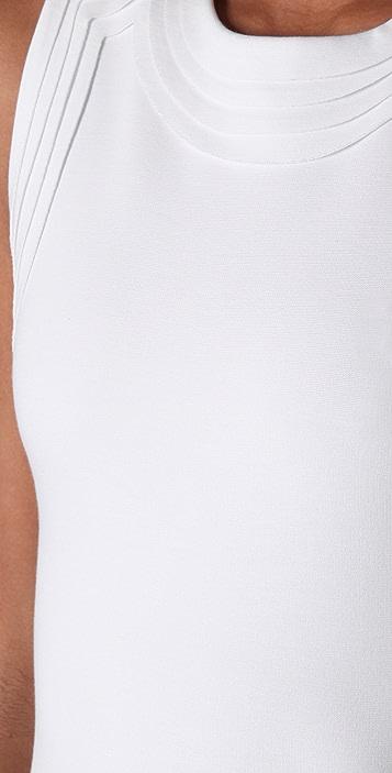 Diane von Furstenberg Plateau Bee Dress