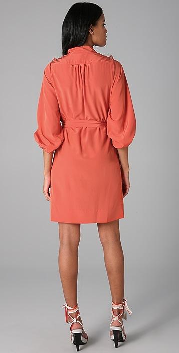 Diane von Furstenberg Bairly Louche Dress