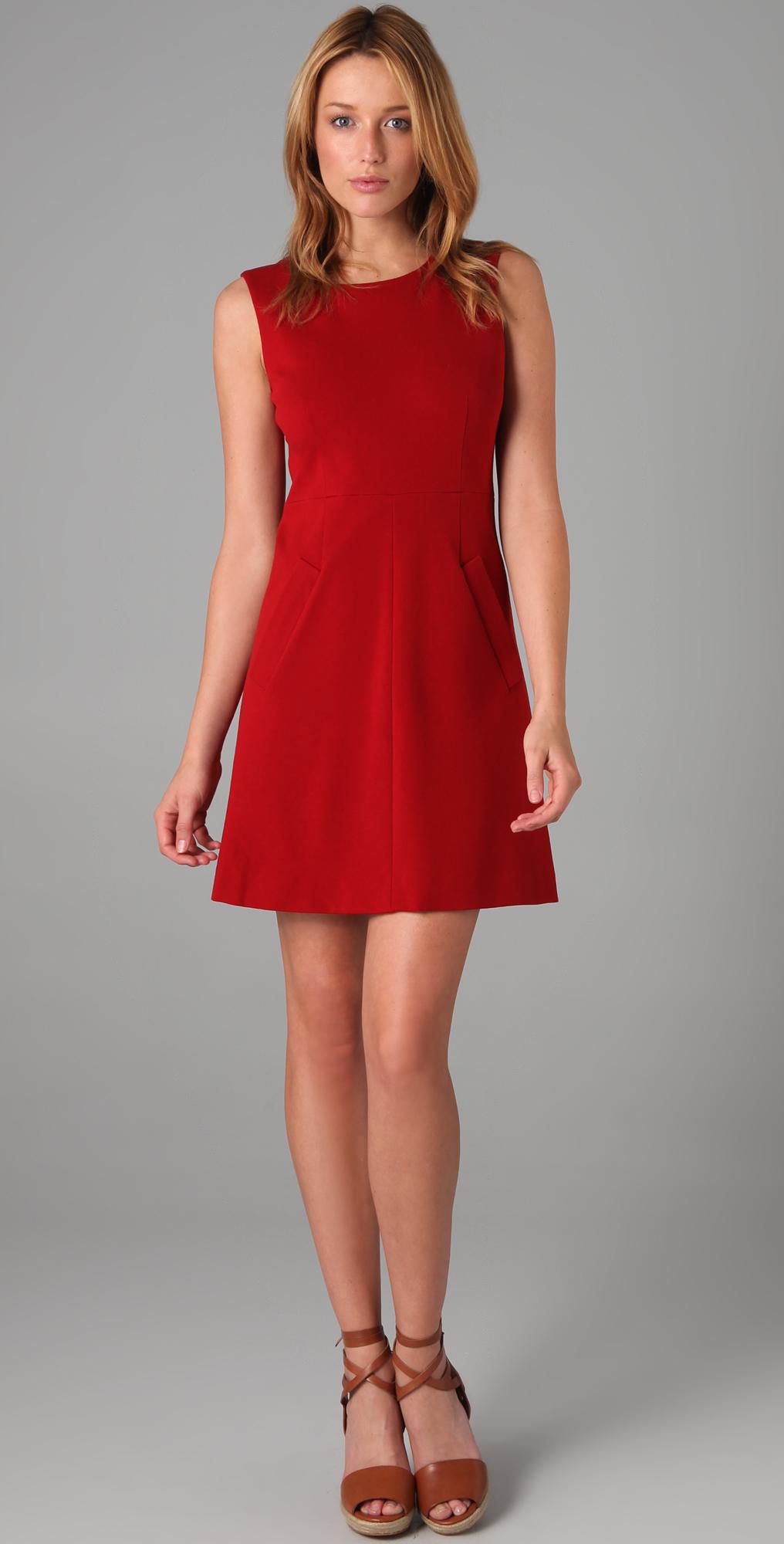 Diane von Furstenberg Capreena Mini Dress   15% off first app ...