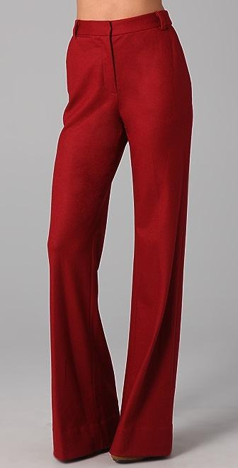 Diane von Furstenberg Rein Ann Wide Leg Pants | SHOPBOP