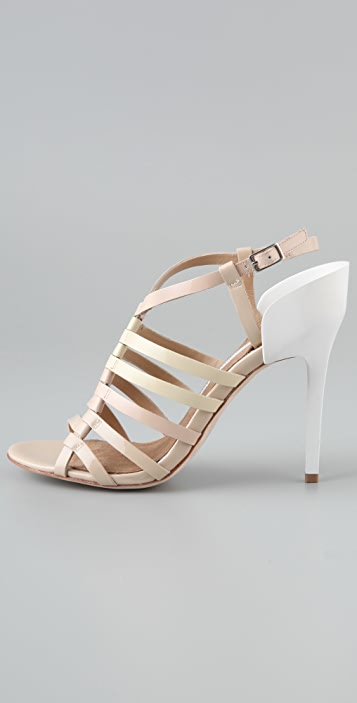 Diane von Furstenberg Ruanda High Heel Sandals