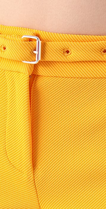 Diane von Furstenberg New Boymuda Shorts