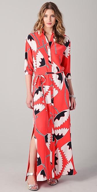 Diane von Furstenberg Laramie Maxi Dress  SHOPBOP