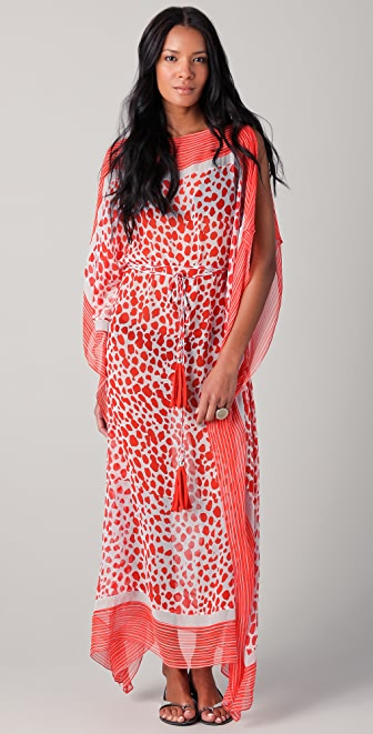 Diane von Furstenberg Aaliyah Cover Up