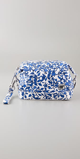Diane von Furstenberg Vintage Collection Travel Cosmetic Bag