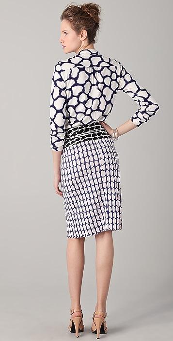 Diane von Furstenberg Terry Dress