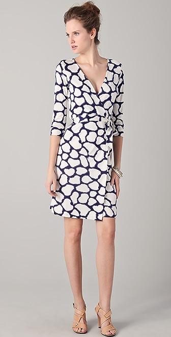 diane von furstenberg new julian wrap dress shopbop