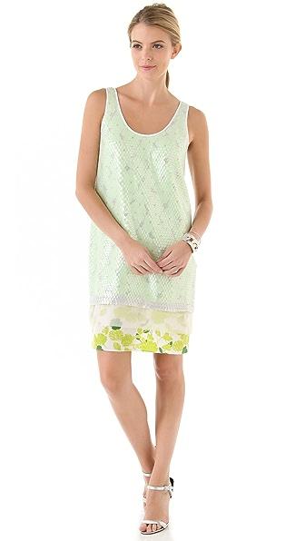 Diane von Furstenberg Desta Sequined Dress