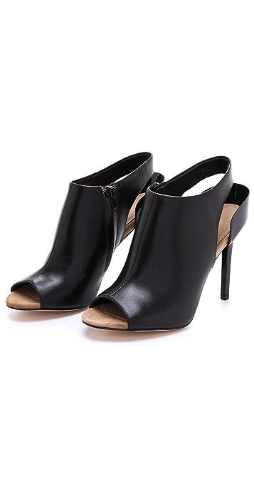 Diane von Furstenberg Remba High Heel Booties