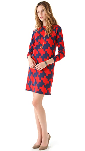 Diane von Furstenberg Kivel Sweater Dress