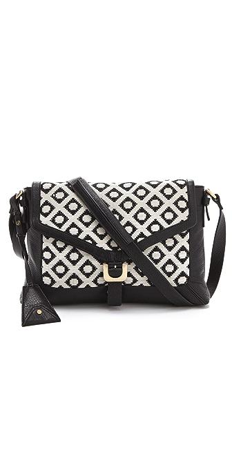 Diane von Furstenberg Drew Dia Jacquard Connect Bag