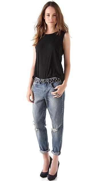 Diane von Furstenberg Haley Double Snap Belt