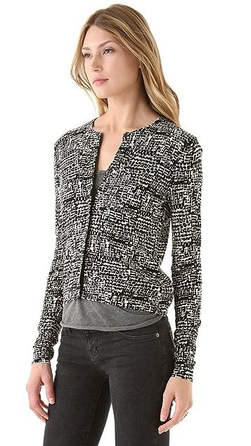 Diane von Furstenberg Ibiza Cardigan Sweater
