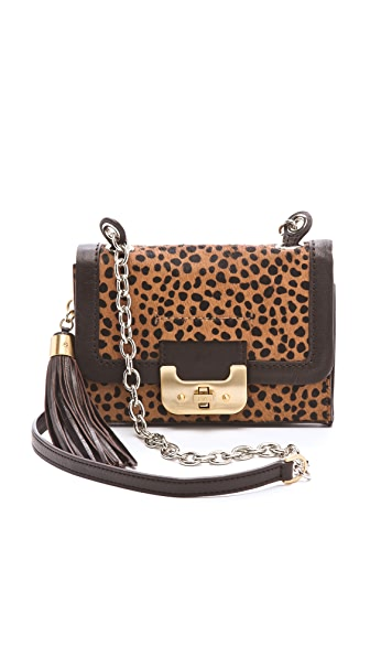 Diane von Furstenberg Mini Harper Haircalf Bag
