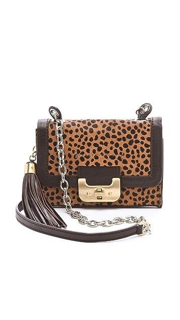 Diane von Furstenberg Mini Harper Haircalf Bag