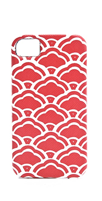 Diane von Furstenberg Vintage Collection Saffiano iPhone Case