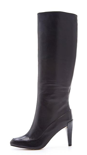 Diane von Furstenberg Dalad High Heel Boots
