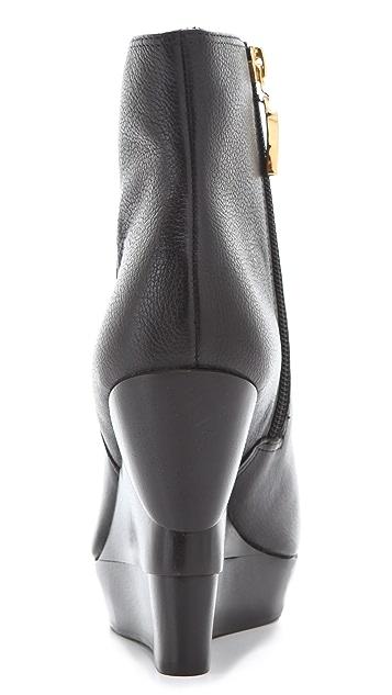 Diane von Furstenberg Opalista Zip Booties