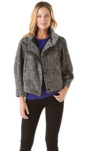 Diane von Furstenberg Martha Tweed Jacket