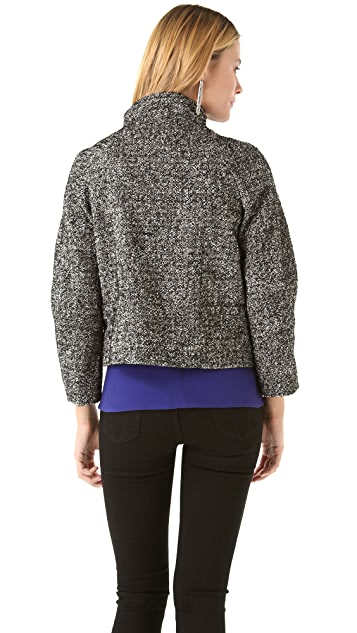 Diane von Furstenberg Martha Tweed Jacket
