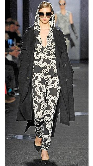 Diane von Furstenberg Yuxi Jumpsuit