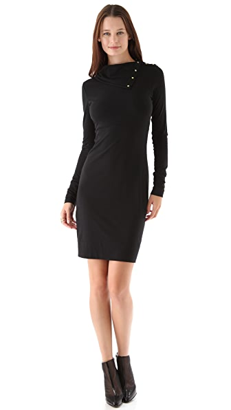 Diane von Furstenberg Turtleneck Dress