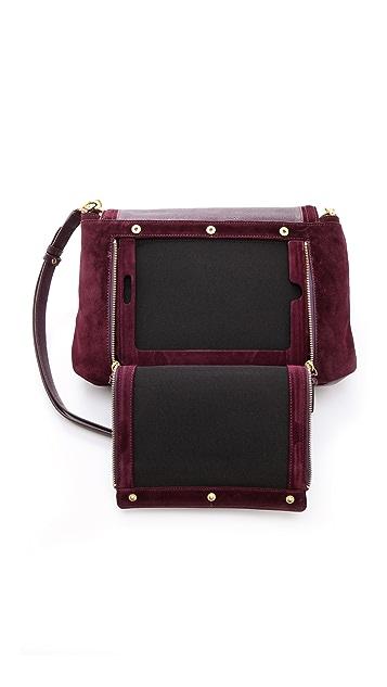 Diane von Furstenberg New Harper Connect Embossed Bag