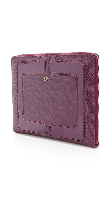 Diane von Furstenberg Chainlink iPad Case
