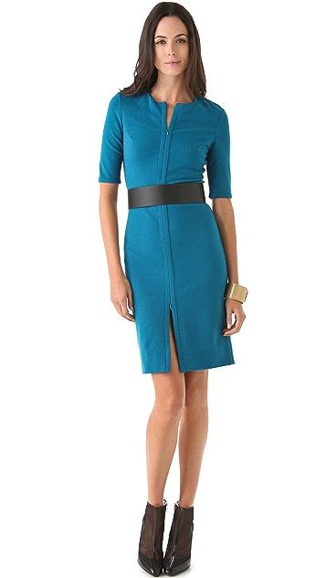Diane von Furstenberg Jill Leather Belt