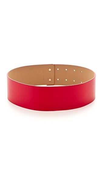 Diane von Furstenberg Jill Leather Belt