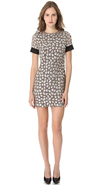 Diane von Furstenberg New Cindy Sequin Dress  SHOPBOP