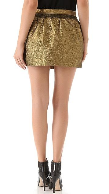 Diane von Furstenberg Addie Jacquard Skirt