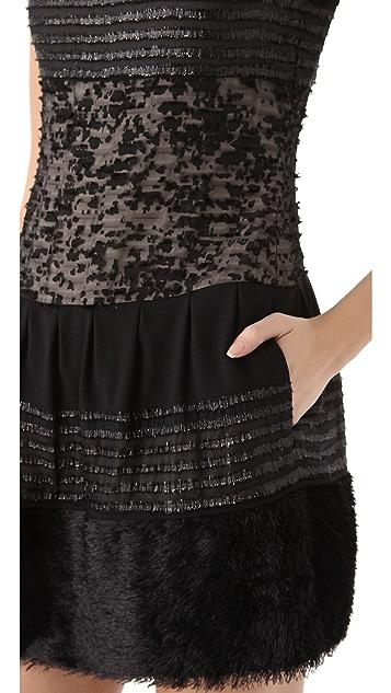 Diane von Furstenberg Alty Astra Novelty Dress