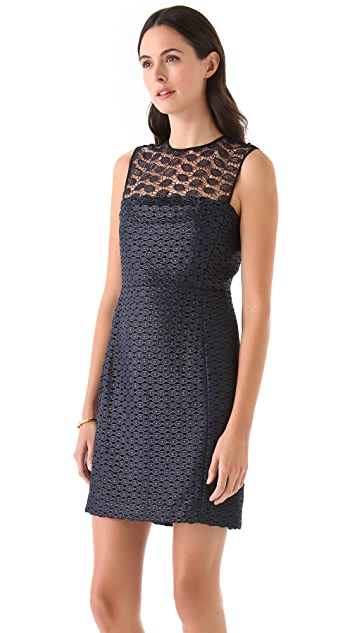 Diane von Furstenberg Kinchu Lace Dress