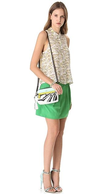 Diane von Furstenberg Milo Mini Printed Bag