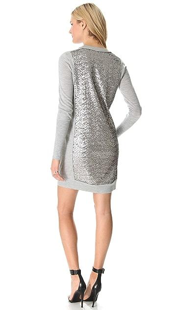 Diane von Furstenberg Danette Sweater Dress