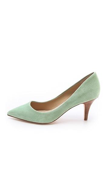 Diane von Furstenberg Anette Low Heel Pumps